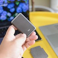 数码评测 篇十七:高达520MB/S读速,35克重量,爱国者移动固态硬盘评测