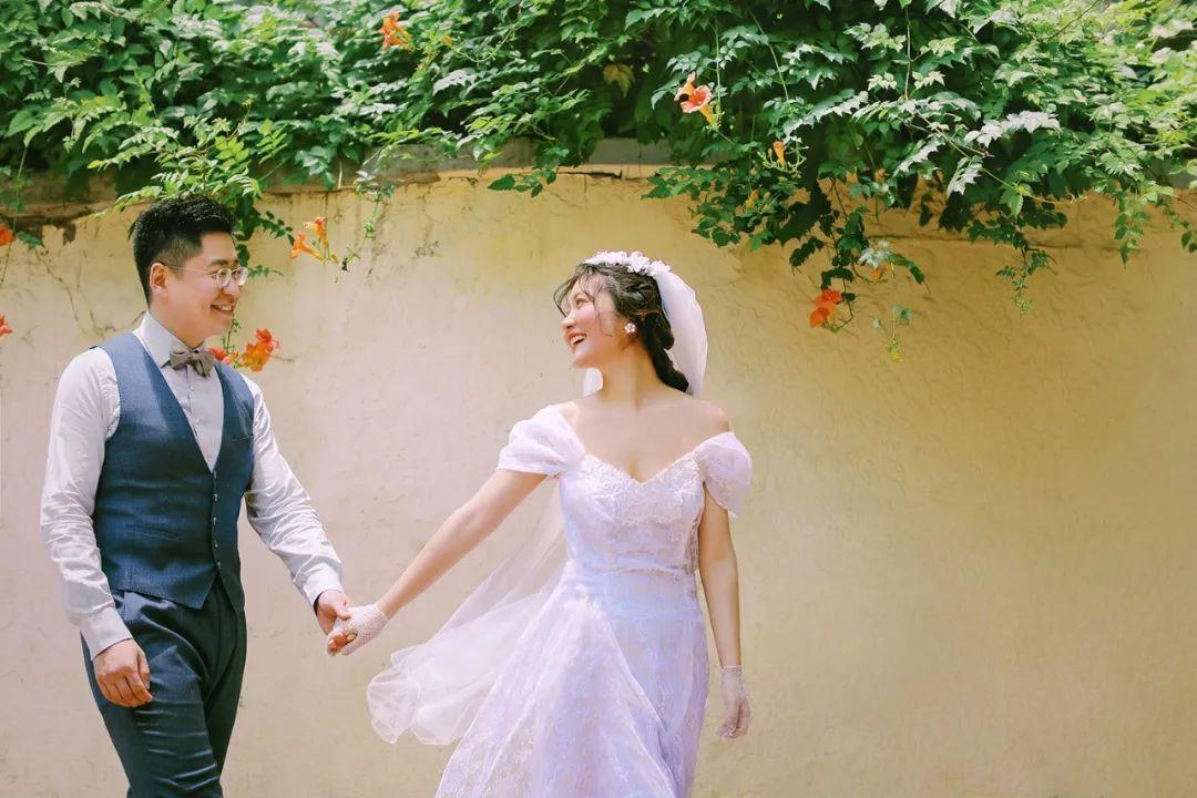 人 类 高 质 量 婚 纱 照 图 鉴 !
