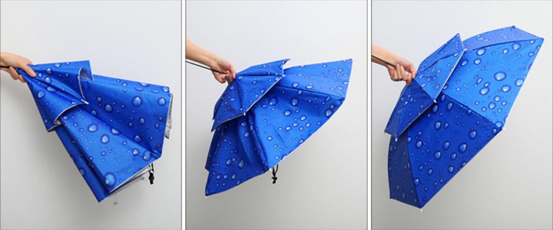 哇哦!现在的伞都这么秀吗?网友:设计师脑洞太大了叭!
