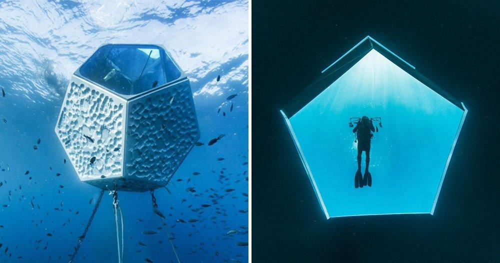 最会玩「镜子」的艺术家,把沉浸式装置玩成「盗梦空间」
