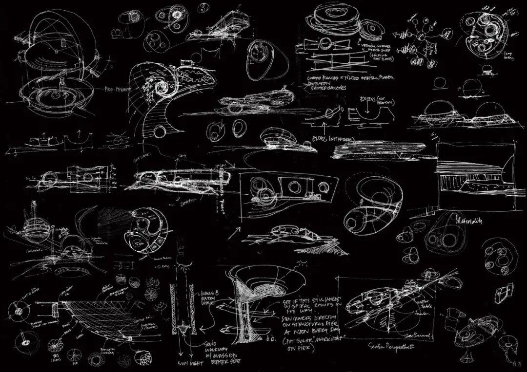 「专访」上海天文博物馆设计团队,如何捕捉皓月星辰