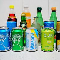 减肥也能喝的快乐水,无糖气泡水有哪些值得喝