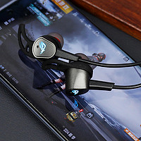 ANC主动降噪技术加持的手游利器,ROG 降临2 RGB版游戏耳机评测