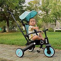 学会当爸爸 篇十四:宝宝出行新座驾,Bebehoo多功能儿童三轮车