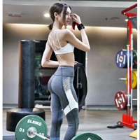 好物推荐 篇九:健身房已成街拍地,怎么穿,才能让你成为最靓的女仔