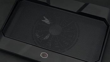 酷冷至尊X150R酷炫版笔记本散热器简评:辅助散热小能手