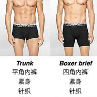 型男日记-男士平角裤也大有学问