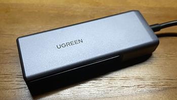 綠聯 USB-C轉RJ45?5G網卡 簡單開箱