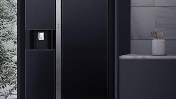 自带冰吧、原装进口!日立推出新款冰箱R-SBS2100NC