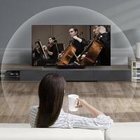 颠覆性视觉体验!小米之家现场体验小米电视6 OLED