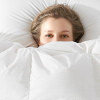 男怕热女怕冷,不能同眠?——英国DOWNLAND智能控温宇绒四季被为你解忧!
