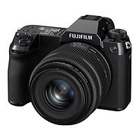 5140万像素、机身6.5级防抖,富士发布新款无反中画幅数码相机GFX50s II