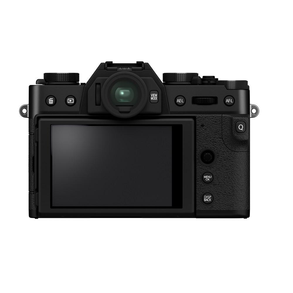 升级LCD屏、更快更准自动对焦、4K/30P视频加持,富士发布X-T30 II无反相机