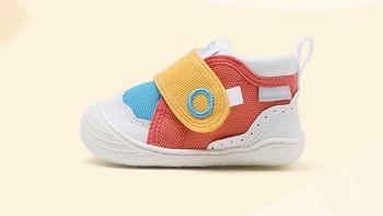 基诺浦上线2021本体感鞋新品:激发宝宝体感发育