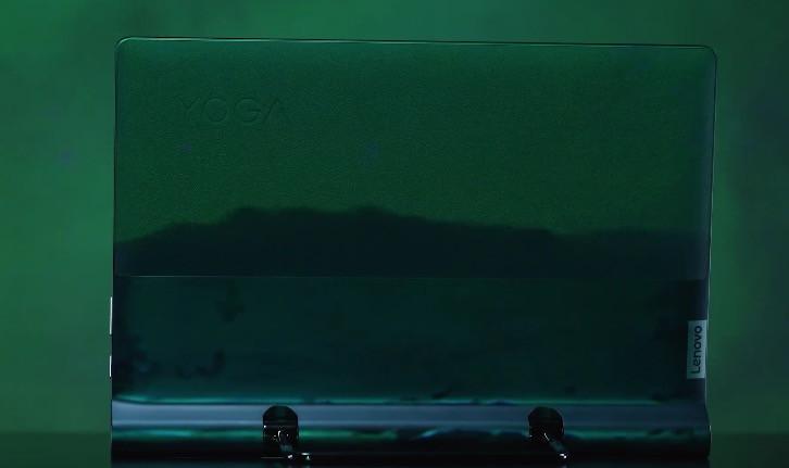 联想YOGA Pad Pro将推出素皮版:暗夜极光配色