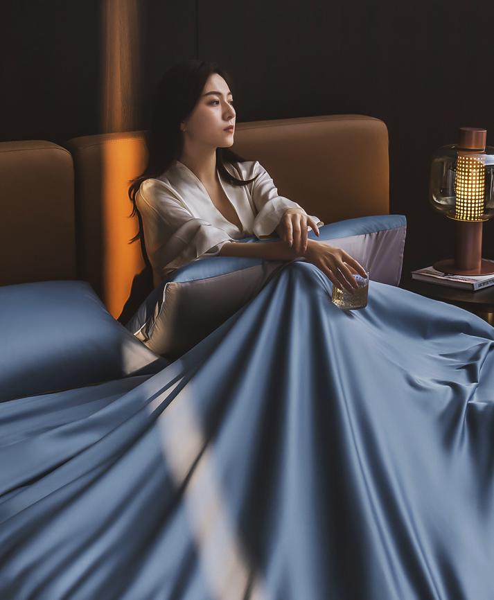 小米有品上新100支国棉流金四件套,丝滑柔顺,给你Air超柔裸睡感体验