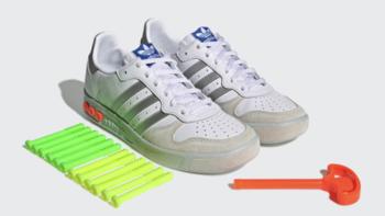 "adidas又出新花樣!可""拆卸、調節""的中底設計!"