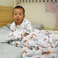 学会当爸爸 篇十七:浅谈宝宝恒温被选购,刚需宝爸宝妈值得一看
