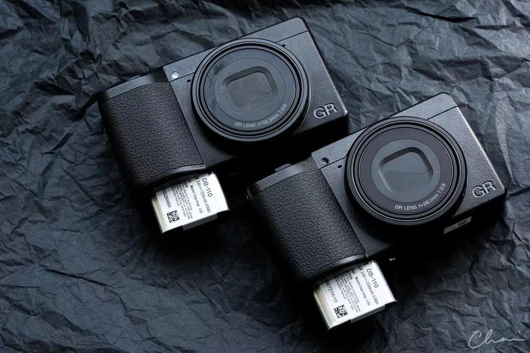 换新40mm镜头,理光欣然发布GR III姐妹机GR IIIx