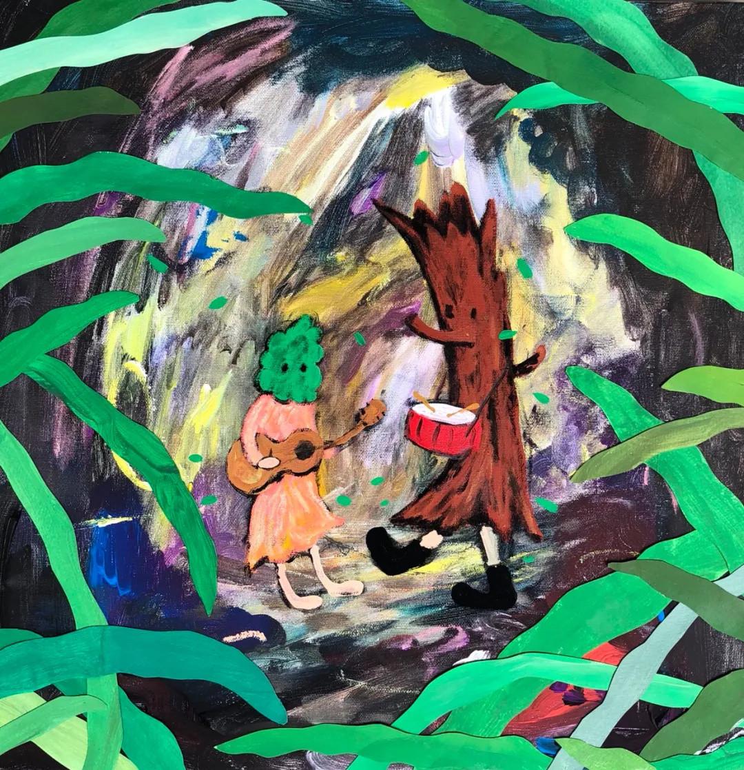 """万物有灵!欢迎来到平子雄一和""""树木人""""的神秘世界"""