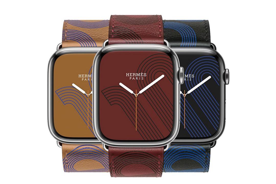 玩家情报|劳力士潜水表拍卖价高达260万美元;爱马仕发布优雅的Apple Watch Series 7等