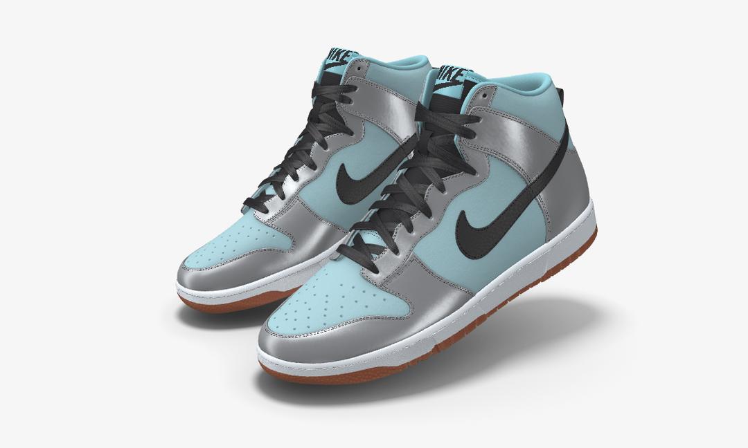 """新力作7期:Nike Dunk定制又上架了!官方标价""""999元"""""""