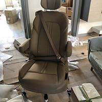 gl8座椅改造、电动调节、作业分享