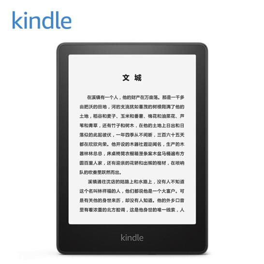 亚马逊 Kindle Paperwhite 5 阅读器推出:6.8 英寸墨水屏、可调节冷暖光、USB-C 接口