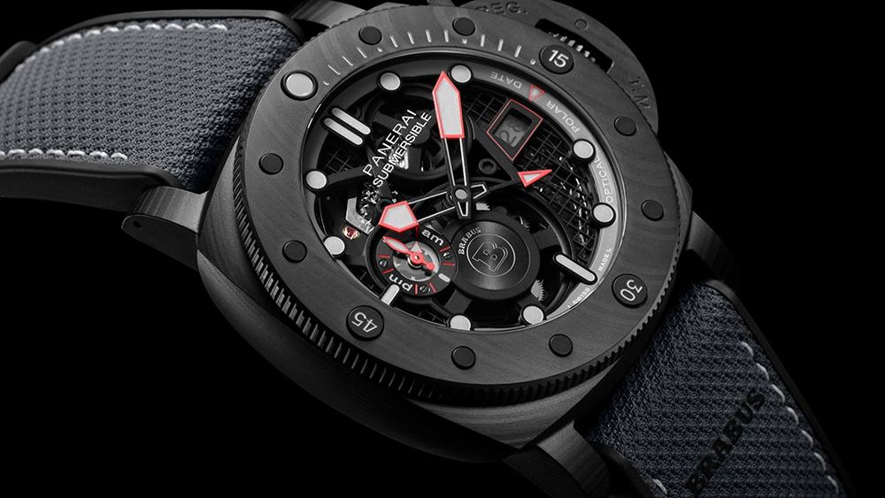 玩家情报 沛纳海与Brabus合作推出腕表;MB&F全新LM Perpetual钯金腕表等