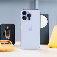 iPhone 13 Pro首发上手,一文看懂壳膜、充电、MagSafe那些事