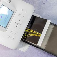 汉印CP4000照片打印机体验:小巧便携,照片轻松打