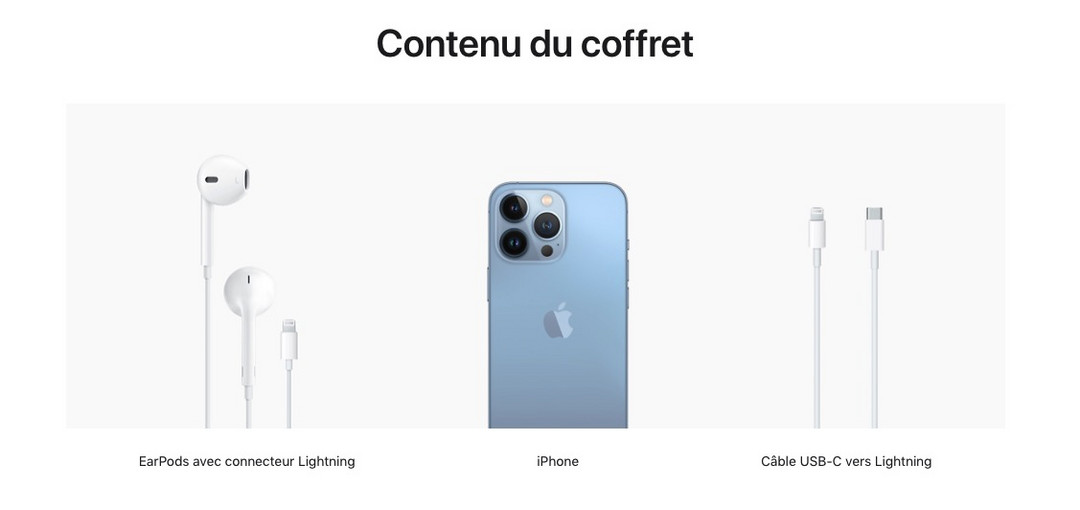 法国市场例外:法版iPhone 13系列加价配耳机