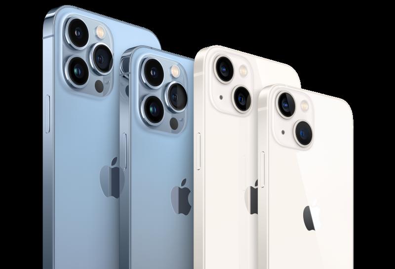 苹果 iPhone 13 全系实际续航出炉,对比iPhone 12/11提升明显