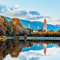 为期一年!10月1日起,云南大理州A级景区对全国游客分时免票!