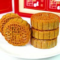五仁月饼最好吃的做法 果仁丰富,口味香甜,绵软带酥,详细步骤,一看就会