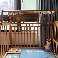 居家生活 篇四:自己动手,旧婴儿床改造小木屋