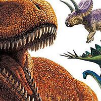 木子育儿 篇二十六:如果你是一位恐龙爱好者,千万不能错过这本恐龙百科全书