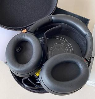 头戴降噪耳机届标杆-索尼1000XM4