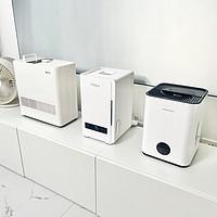 GT在家 篇十四:市面三款高热度加湿器全方位对比!给家人选择一台优质安全加湿器