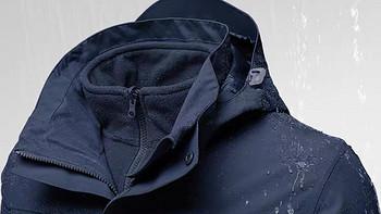 冲锋衣不仅能防水,还能穿出范儿