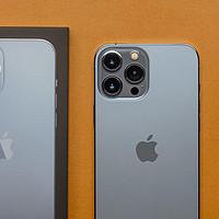 iPhone 13 Pro Max 远峰蓝 512G 使用一周体验,它真的香吗?