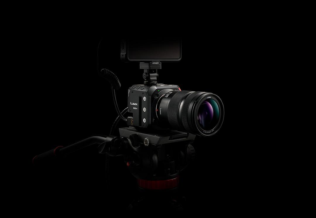 全画幅进化、最高6K拍摄,松下发布模块化摄影机BS1H