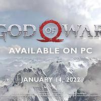重返游戏:《战神》将于2022年1月14日登陆PC,售价279元!